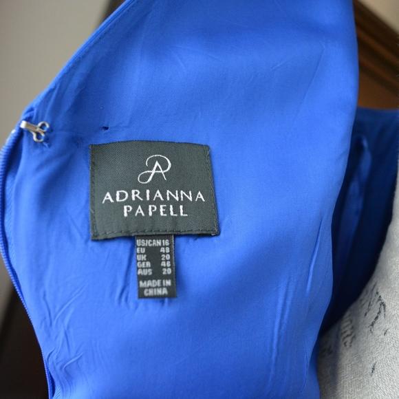 Adrianna Papell Dresses   Adrianna Papell Sleeveless ...
